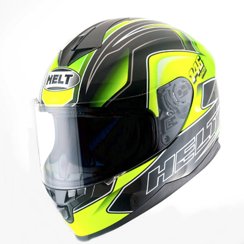 Capacete Moto Integral Helt New Race