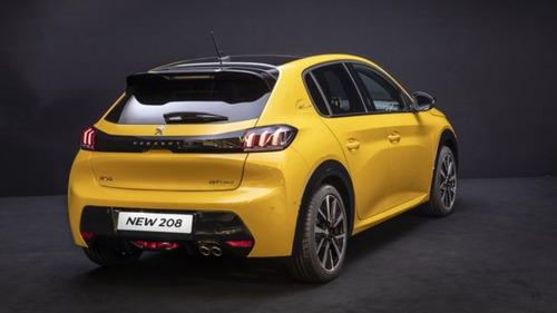 Peugeot Nuevo 208 Active Tiptronic 1.6 0k Paten. Bonificado