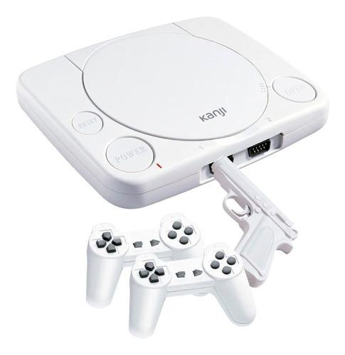 Consola Kanji Kj-play003 Standard  Color Blanco