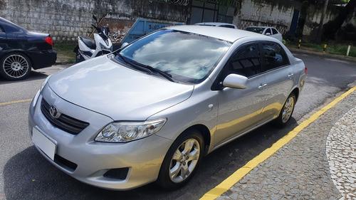 Toyota Corolla Gli Automático 2011, Único Dono, Novíssimo