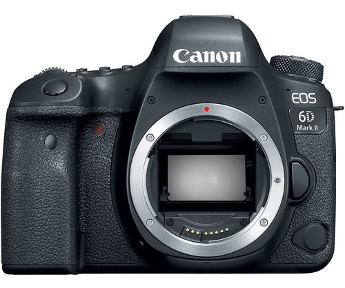 Canon Eos 6d Mark Ii 26.2mp Full Frame Corpo Nf