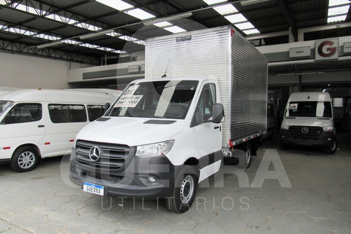 Mercedes-benz Sprinter 416 Chassi 2021/2022 C/ Baú 0km