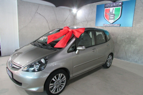 Honda Fit 2007 Lx 1.4 8v Gasolina Automático