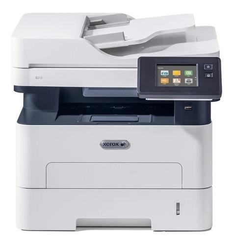 Impresora Multifunción Xerox B215 Con Wifi Blanca Y Negra 220v - 240v