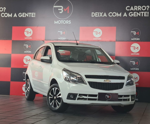 Chevrolet Agile 1.4 Ltz   2013   Completo   Flex