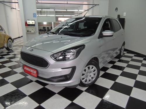 Ford Ka Se 1.0 2020 Apenas 19mil Km!!!