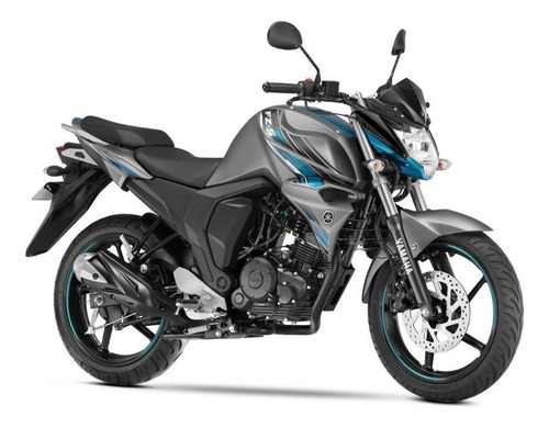 Yamaha Fz S Fi Sin Disco Ultima Disponible 2020 Ciclofox