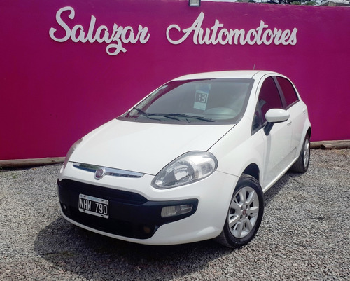 Fiat Punto Attractive 1.4 8v. Anticipo De $230000 & Ctas Fjs