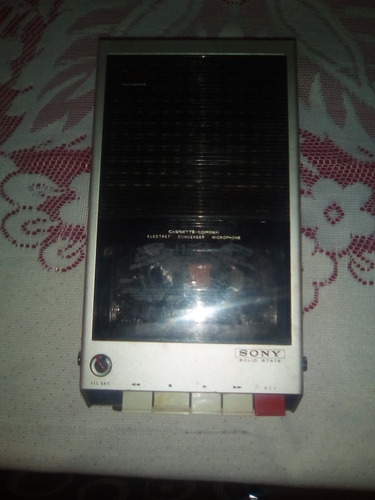 Cassette Corder Sony... No Funciona A Reparar