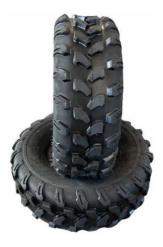 Par De Neumáticos Atv Cuatrimotos Aro 8