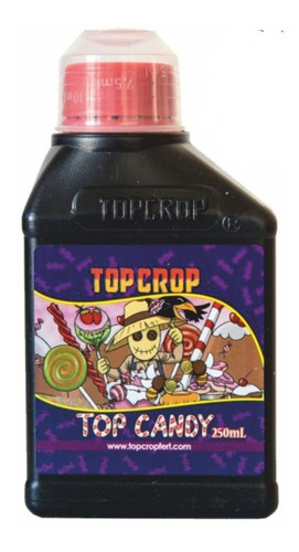 Top Crop Top Candy Fertilizante Floracion 250ml
