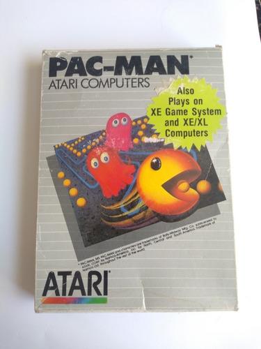 Pac-man _ Atari Xe _ Shoryuken