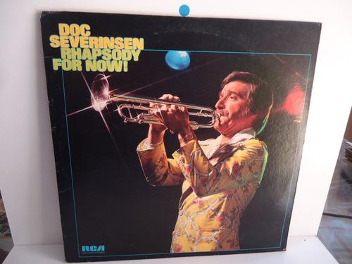 Lp Doc Severinsen- Rhapsody For Now!- Rca- 1973- Import Original
