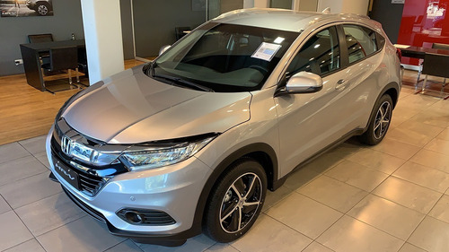 Honda Hrv Exl Full Cvt 1.8 140cv 5p 2020 Gris Plata