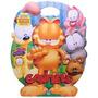 Maleta Garfield 8 Livros Dvd Interativo