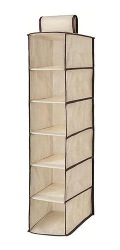 Sapateira 6 Prateleira Vertical Closet Dobrável Ordene
