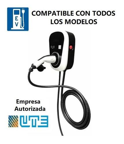 Cargador Para Vehiculo Electrico 7,4 Kw - Completo