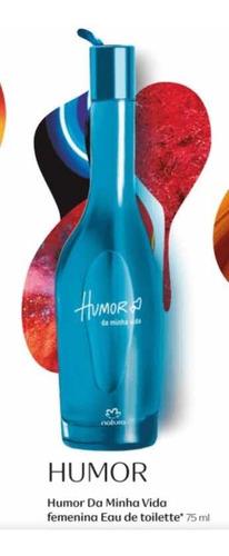Perfume Femenino Natura Da Mia Vida - - L a $70000