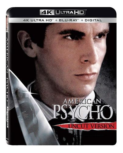 American Psycho Bluray 4k