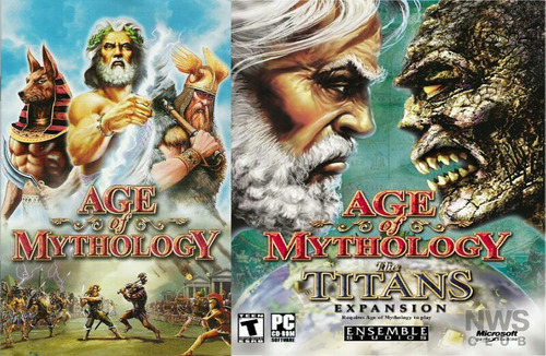 Age Of Mythology The Titans Expansion