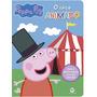 Livro Quebra cabeça Peppa Pig O Circo Animado