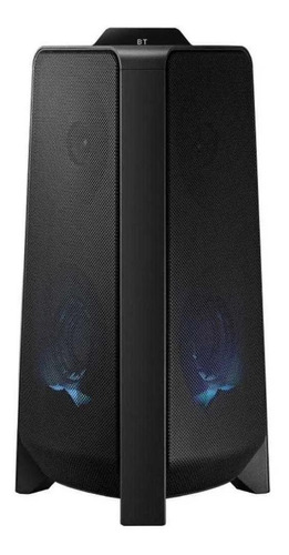 Parlante Samsung Giga Party Audio Mx-t40 Portátil Con Bluetooth Negra