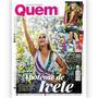 Revista Quem 857/17 Xuxa/ivete/anitta/wanessa/cris Vianna