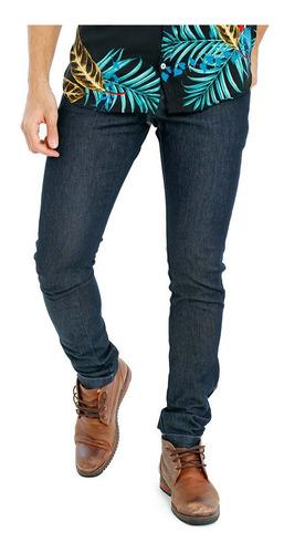 Calça Jeans Masculina Slim Com Lycra Premium Em Promoção