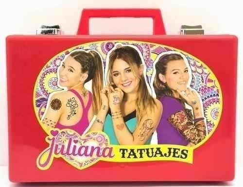 Valija Juliana Tatuaje Jugueteria Marruecos Rosario