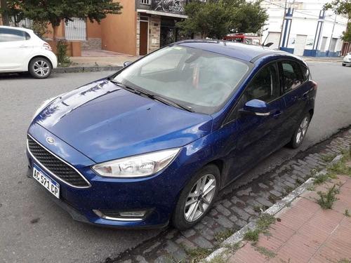 Ford Focus Se Automático 2018 Motor 2.0 170 Cv. Excelente