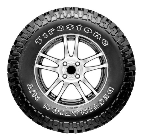 Neumático Firestone Destination M/t 23° 31x10.50 R15 109q
