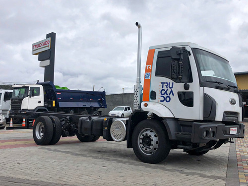 Ford Cargo 1723 Toco 4x2 2015 No Chassi=1719,17190,17280