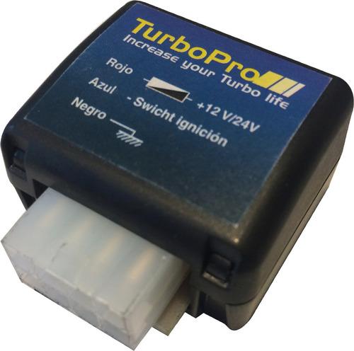 Turbo Timer Turbopro 12/24 V / Musicarro