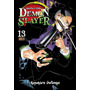 Livro Demon Slayer: Kimetsu No Yaiba 13