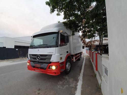 Caminhão Mercedes Benz Atego 2426 Bau