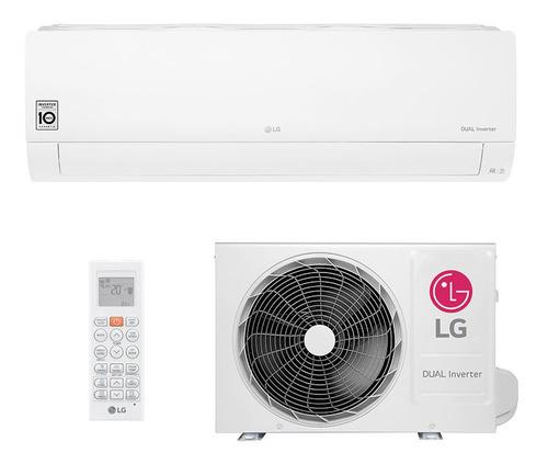 Ar Condicionado Dual Inverter Voice LG 18000btus 220v Frio