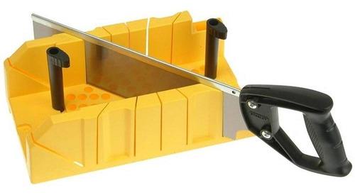 Caja De Inglete Profesional Con Serrucho Stanley