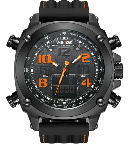 Relógio Masculino Anadigi Weide A10698