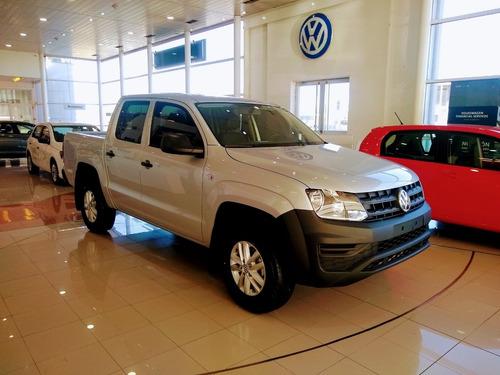 Volkswagen Amarok 2.0 Cd Tdi Trendline Llantas 2021 Cm.