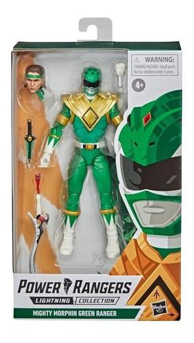 Figura Power Rangers Mighty Morphin Green Ranger