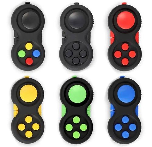 Fidget Controle Game Toys Anti Estress Ansiedade Brinquedo