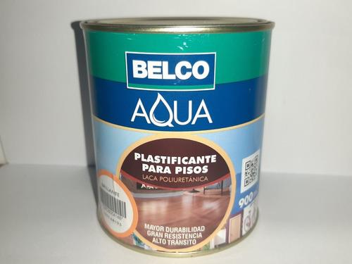 Plastificante Para Pisos Belco Laca Poliuretanica 900ml