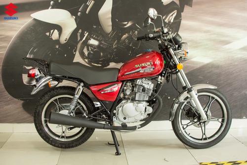 Suzuki Gn-122 Eu3 2022