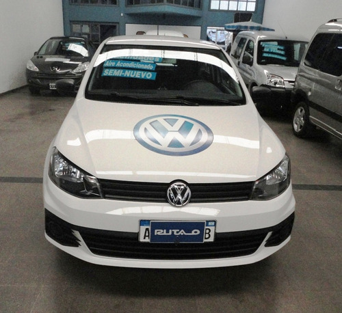 Volkswagen Gol Trend 1.6 Msi 2017 Blanco 3 Puertas Nuevo !!