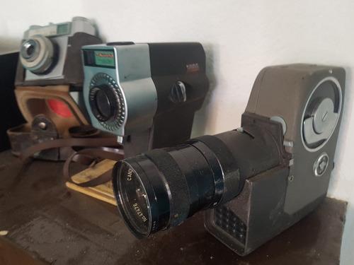 Camaras Antiguas Filmadoras Y Fotografia Canon 8mm