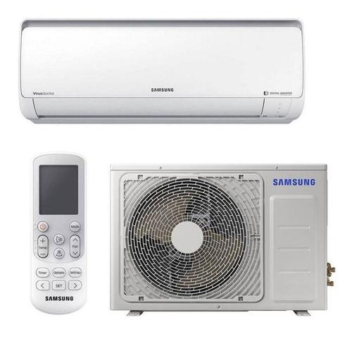Ar Cond. Split Samsung Digital Inverter 22000btus Frio 220v