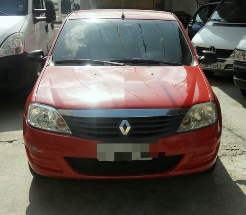 Renault Logan 1.0 16v Avantage Hi-flex 4p 2012