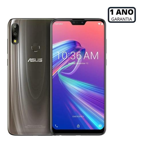 Asus Zenfone Max Pro Dual Sim 64gb Titanium 6gb Ram