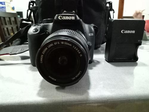 Câmera Fotográfica Profissional Canon Digital Eos Rebel Xs