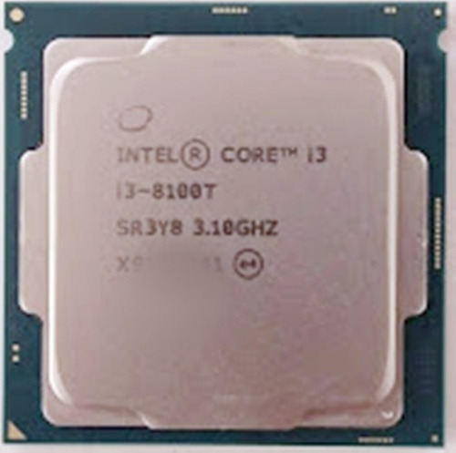 Processador Intel® Core I3-8100 8ª Ger. Lga1151 Oem